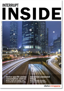 front page of interrupt inside, issue 1, 2015